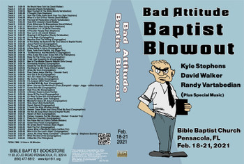 February 2021 Blowout MP3 Sermons & Music