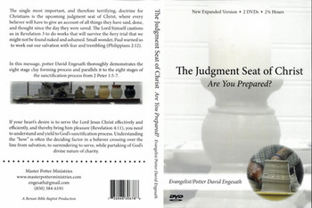 Engesath:  The Judgment Seat of Christ - DVD