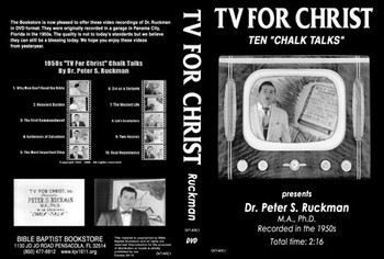 TV For Christ (Black and White)  - DVD