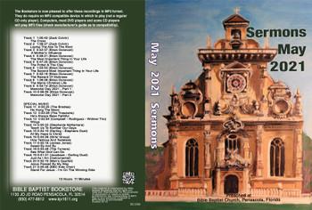 May  2021 Sermons - MP3
