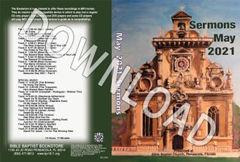 May  2021 Sermons  - Downloadable MP3