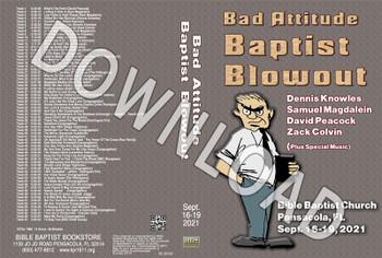 September 2021 Blowout MP3 Sermons & Music - Downloadable MP3