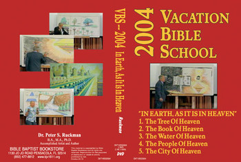 In Earth, As It Is In Heaven - 2004 VBS - DVD