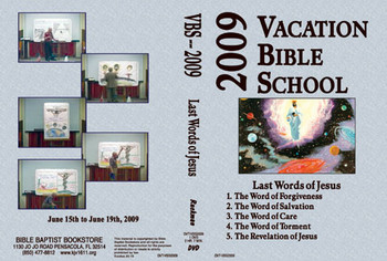 Last Word of Jesus - 2009 VBS - DVD