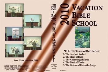 O Little Town of Bethlehem - 2010 VBS - DVD