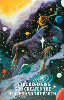 In the Beginning God - Magnet