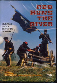 Red Runs the River - DVD