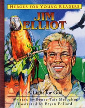 Jim Elliot: A Light For God