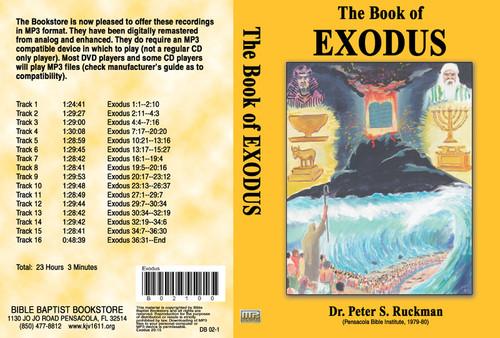 Exodus - MP3