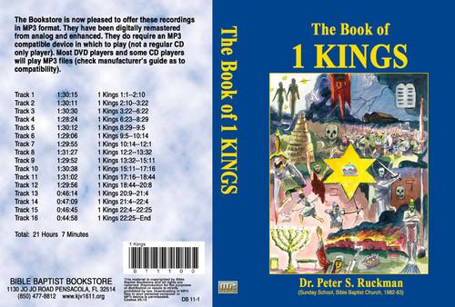1 Kings - MP3