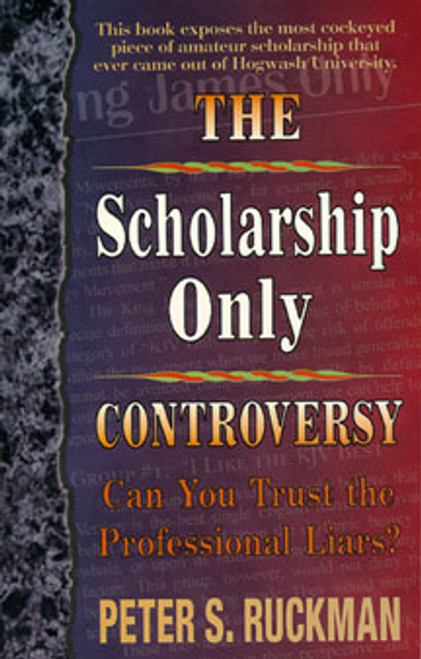 The Scholarship Only Controversy