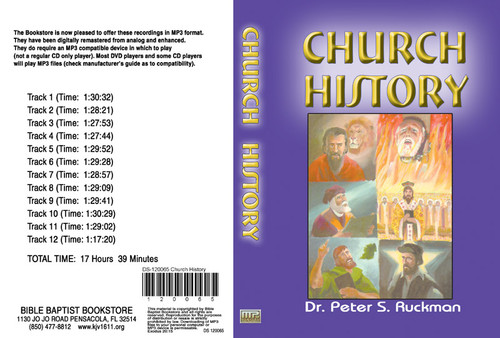 Church History - MP3