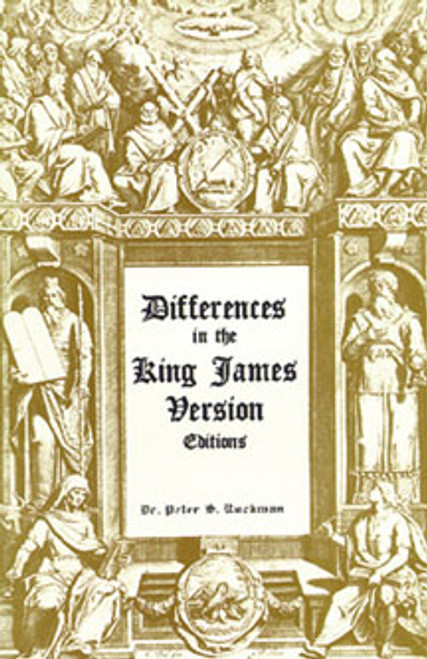 Differences in the King James Version Editions