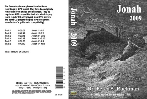 Jonah (2009) - MP3