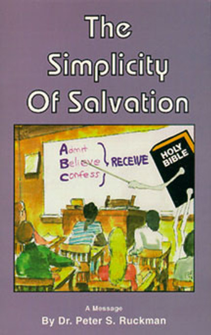 The Simplicity of Salvation