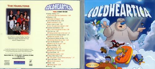 Coldheartica - Patch The Pirate CD