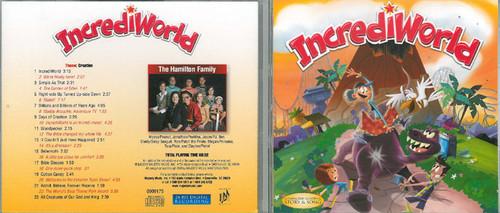Incrediworld - Patch The Pirate CD