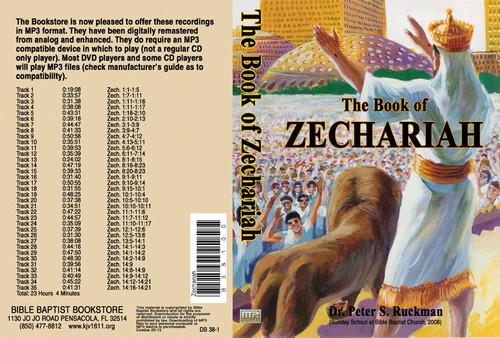Zechariah - MP3