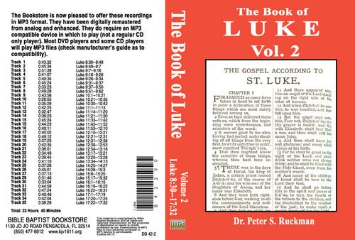 Luke, Volume 2 - MP3