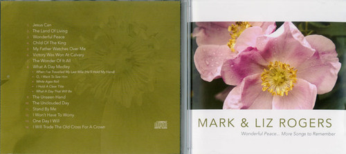More Songs To Remember - Mark & Liz Rogers CD