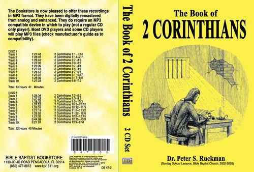 2 Corinthians - MP3