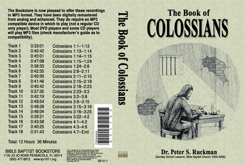 Colossians - MP3