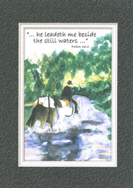 KJV Scripture Birthday Card - Preacher