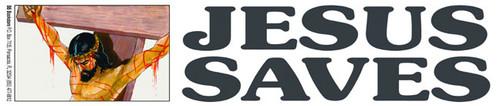 Jesus Saves - Magnet