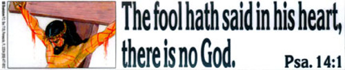 The Fool Hath Said - Magnet