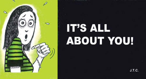 It's All About You! - Tract