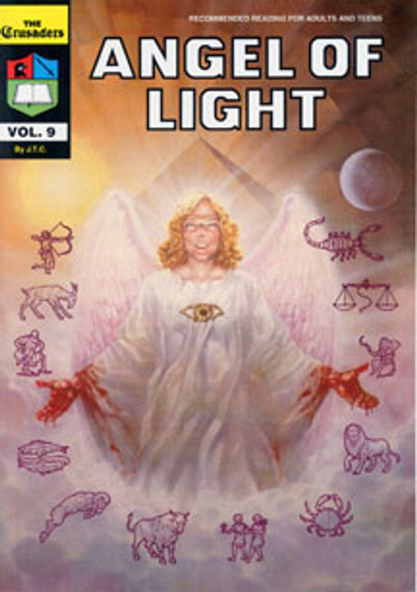 Angel of Light - Comic Book