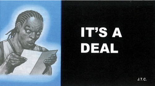 It's A Deal - Tract