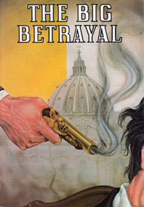 The Big Betrayal - Comic Book