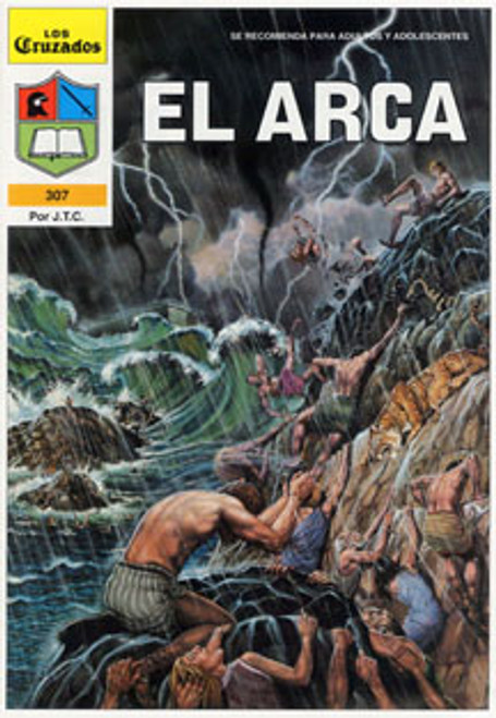 Spanish: The Ark - Comic Book