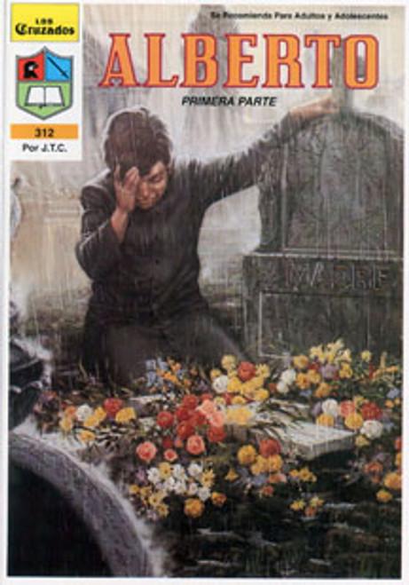 Spanish: Alberto - Comic Book