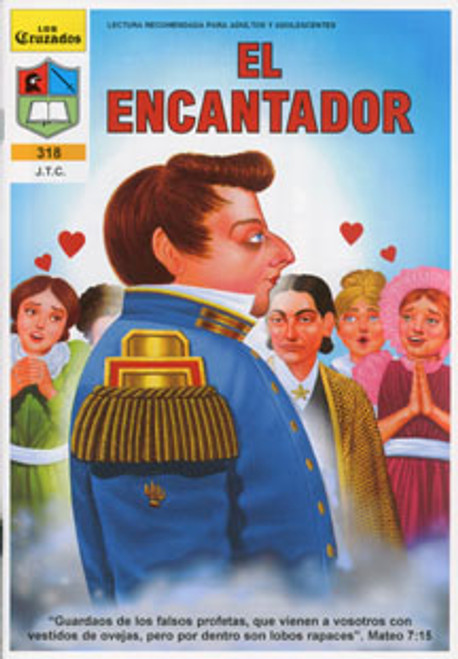Spanish: The Enchanter - Comic Book