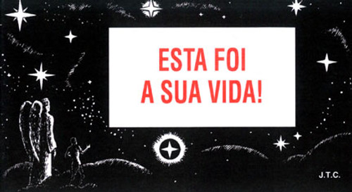 Portuguese: This Was Your Life - Tract