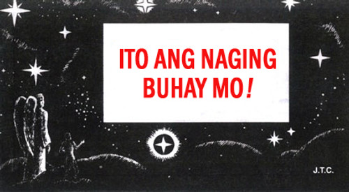Filipino: This Was Your Life - Tract