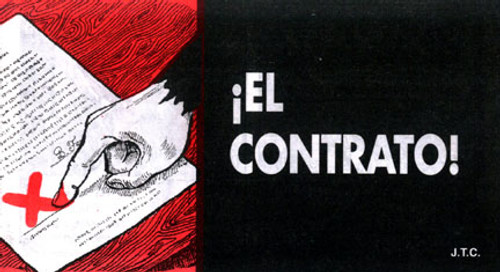 Spanish: The Contract - Tract