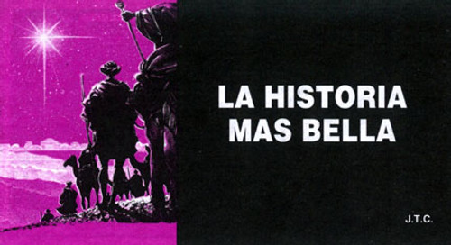 Spanish: The Greatest Story Ever Told - Tract
