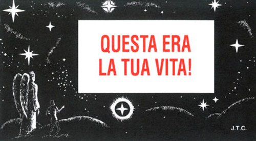 Italian: This Was Your Life - Tract