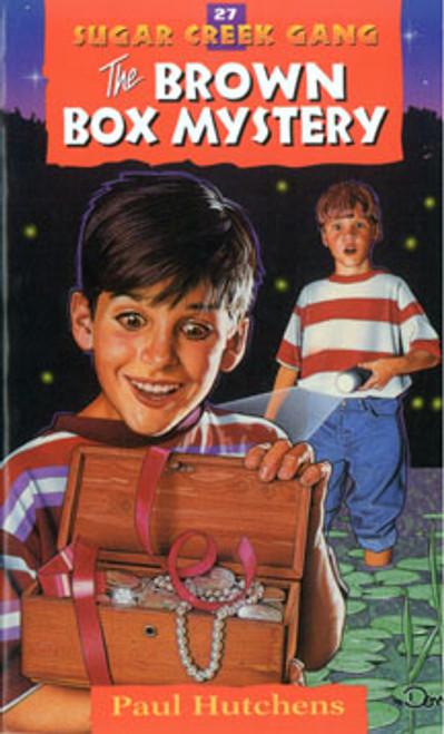 The Brown Box Mystery - The Sugar Creek Gang 27