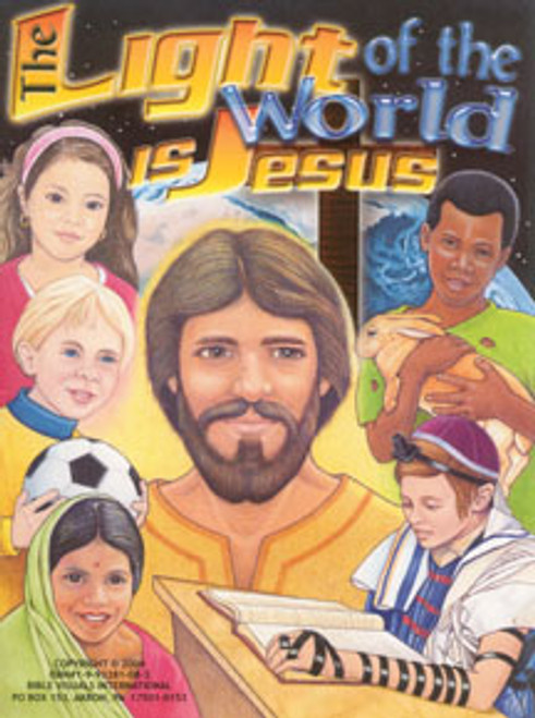 The Light Of The World Is Jesus - Visualized Song