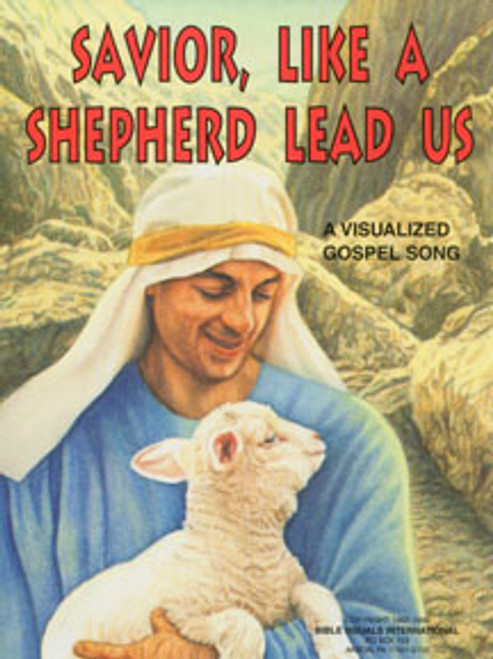 Savior, Like a Shepherd Lead Us - Visualized Song