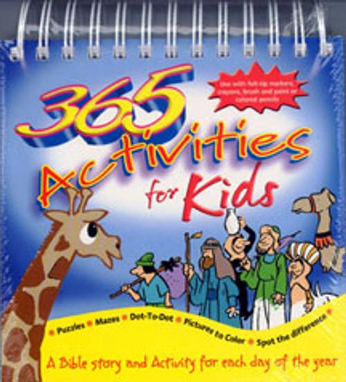 365 Bible Activities for Kids