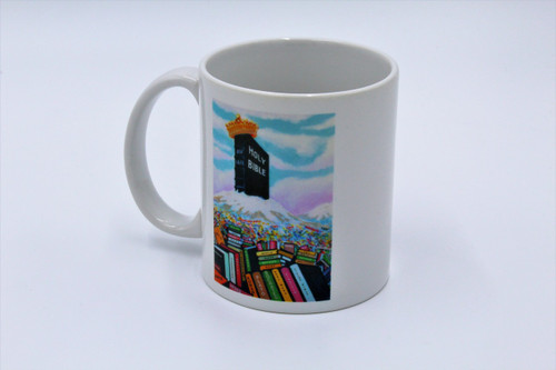 Bible Mountain - Cup or Mug Available