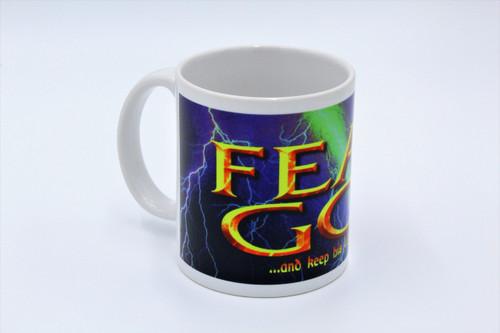 Fear God - Cup or Mug Available