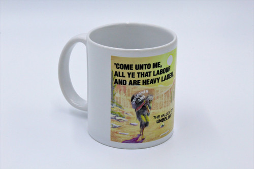 Come Unto Me - Cup or Mug Available