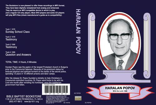 Haralan Popov: Bible Baptist Blowout Archive -  MP3