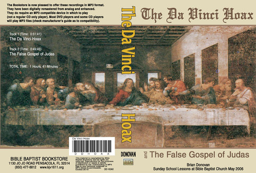 Brian Donovan: The Da Vinci Hoax - MP3